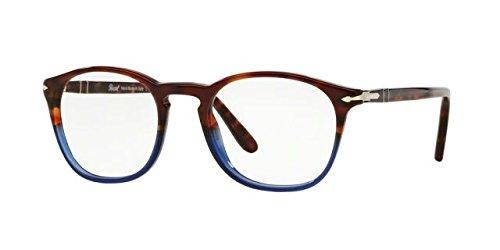 PERSOL Eyeglasses PO 3007V 1022 Terra E Oceano 48MM by Persol