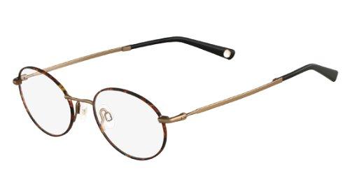 Flexon Flexon Influence Eyeglasses 214 Matte Havana Gep Demo 48 19 140