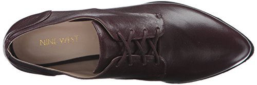 Pictures of Nine West Women's Lilianne Leather Oxford Black 5 M US 2
