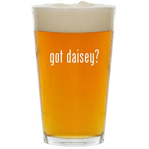 got daisey? - Glass 16oz Beer Pint for sale  Delivered anywhere in USA