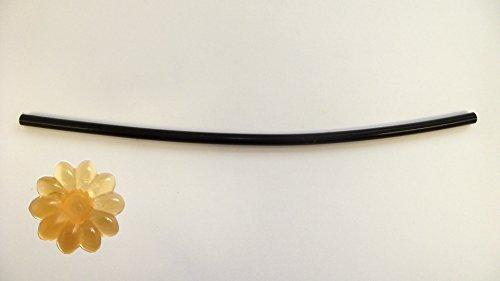 LEGO pneumatic hose 4mm diameter (black (4 Mm Hose)