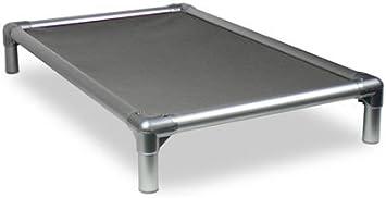 Kuranda All-Aluminum (Silver) Chewproof Bed