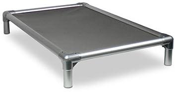 kuranda allaluminum silver chewproof dog bed xl 44x27 - Xl Dog Beds