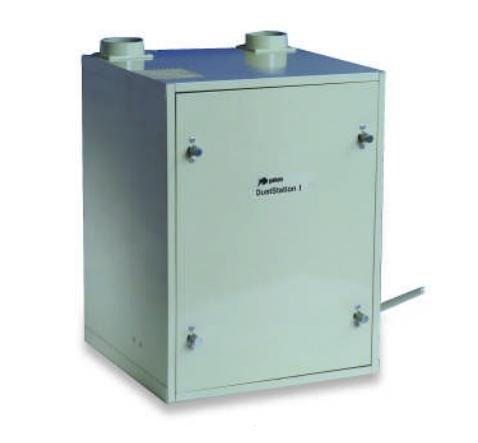 Buffalo Dental 35050 Dust Station I, 1/2 HP, 120V AC, 60 Hz., Dual 2 7/8'' OD Inlets