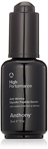 Anthony Anti-Wrinkle Glycolic Peptide Serum, 1 fl. oz. (Anthony Glycolic Facial Cleanser)