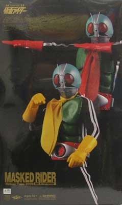 RAH DX リアルアクションヒーローズ 仮面ライダー 新2号ショッカーライダーコンパチセット Ver.2.0 購入チケット限定 B001J4HLKI