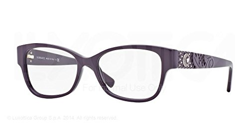 Versace VE3196 Eyeglasses-5066 - Versace Glasses Purple