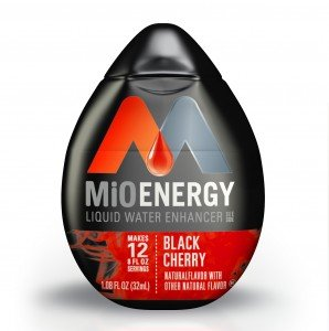 Mio Water Enhancer, Black Cherry, 1.62 Ounce (Pack of 36) by Mio