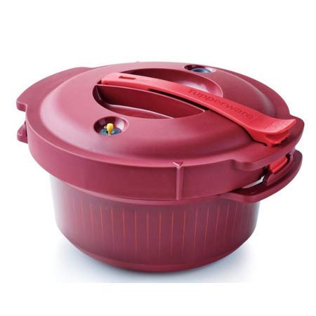 Tupperware Microwave Pressure Cooker 2 Qt. New