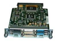 Cisco HWIC-2A/S 2-Port Asynchronous/Synchronous Serial High Speed WAN Interface Card by Cisco