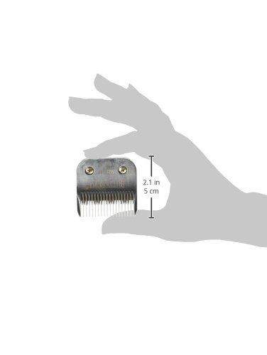 Geib Buttercut Stainless Steel Dog Clipper Blade, Size-4F, 3/8-Inch Cut Length