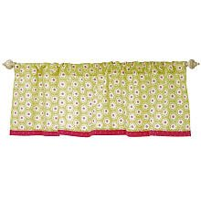 Once Upon a Pond Window Valance by Cocalo by Cocalo