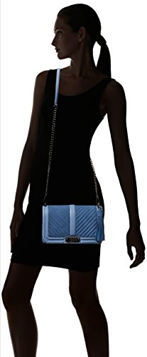 Rebecca Minkoff Blue Crossbody Love Tassel with Dusty rrqHSYd