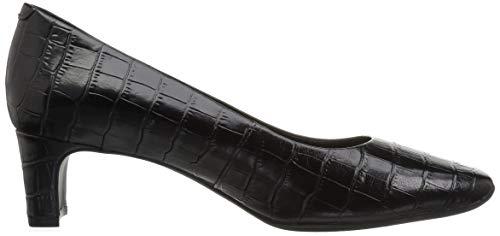 Escarpins Geox A Femme C9999 Mid D Black Noir Vivyanne qgwwOI