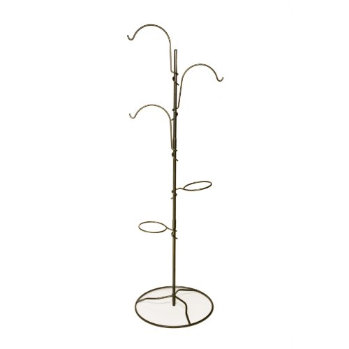 Yard Butler Yard Tree All Steel Indoor Outdoor Free Standing Adjustable Hanging Garden System & Plant Stand  YT-5