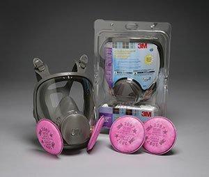 Medium 3M Mold Remediation Respirator Kit - R3-68097