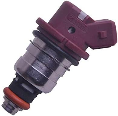 EMIAOTO 6pcs 75-90-115-200-225 804528 37001 Fuel Injector for Mercury Mariner Outboard