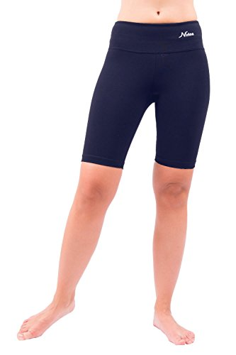 Nirlon Yoga Shorts for Women Athletic Running Jogging & Sport Short Yoga Pants Best Workout Short Leggings 9