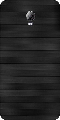 shengshou pattern design mobile back cover for lenovo vibe p1 turbo   black grey   Black; Grey