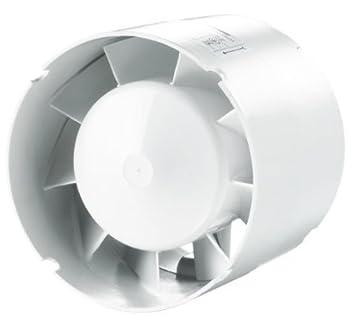 Rohreinschubventilator 150mm mit Timer aus europ/äischer Produktion