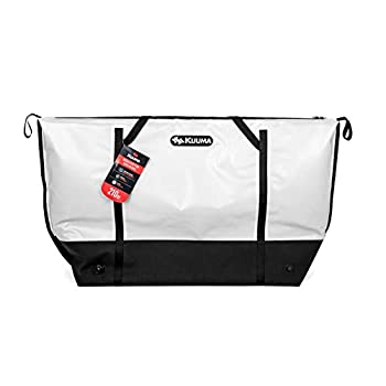 Image of Dry Boxes Kuuma Heavy Duty Insulated Bag with Drain Plug-Keeps Cold and Preserves The Freshness of Your Catch   Excellent for Fishing, Camping, Boating, Hiking & More-Holds 210 Quarts-(50184)