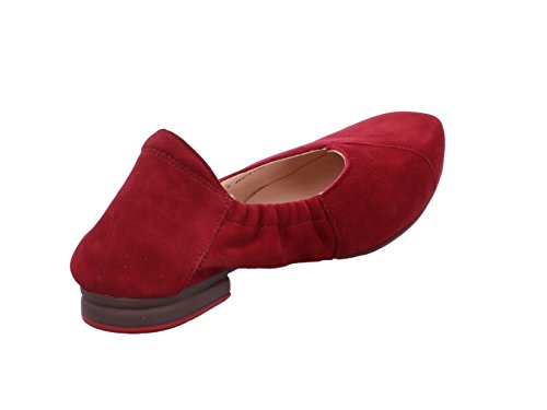 Think! Tror! Dame Gaudi_282175 Geschlossene Ballerinas Rosso Damer Gaudi_282175 Lukkede Ballerinaer Rosso xsYrbio7B