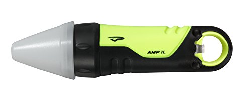 Princeton Tec AMP 1L with Cone LED Flashlight (90 Lumens,...
