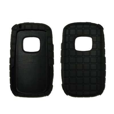 Black Skin Treo (Black Gel Silicone Skin Case For Palm Treo 800W)