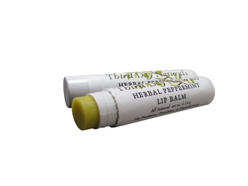 Herbal Peppermint Lip Balm