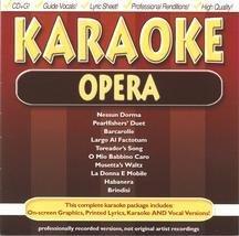 Karaoke: Opera Karaoke ()