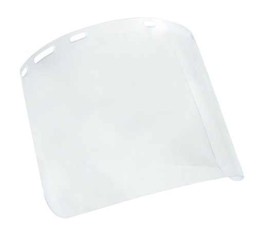 SAS Safety 5150 Replacement Faceshield for 5140, Clear