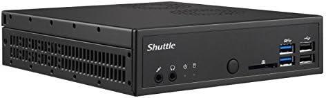Shuttle Mini Computer System Component, Black, DQ170 [並行輸入品]