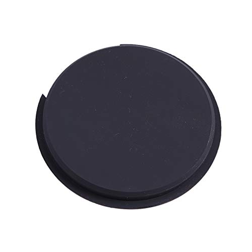 Kalaok Black Acoustic Classic Guitar Anti-howling Sound Hole Cover Soundhole Rubber Screeching Halt Feedback Buster Prevention Mute for 41