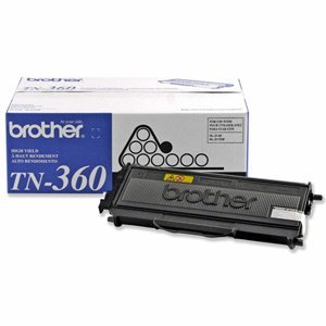 Tn360 Hi-Yield Toner Dcp-7030/ 7040 Hl-2140/2170w Mfc-7340/7345n (Brother Mfc 7340 Toner Cartridge compare prices)