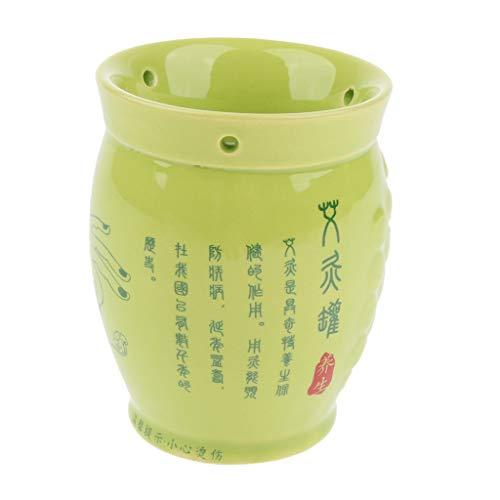 棚うれしいマイルストーンdailymall 中国の陶磁器のSの廃棄物のコップの鍋はボディのためのカッピングをマッサージできます