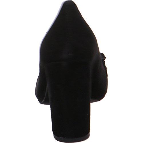 Alma I17344 Femme Pena Pour en Escarpins Black1 77aqp