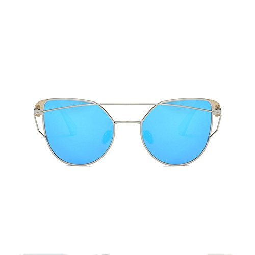 Sol Alta De De Black Modelos Película De Blue Ojo De Metal Gafas Gafas Sol De Bambú Gafas Gato De Bambú Color De De Gama Femeninos De Sol La De Gafas HgZWfwF54q