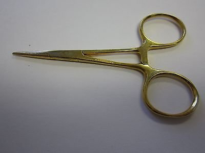 Medical Surgical Generic Hemo Mosq Forceps  Straight 3 5  Pakistan Made 12 180Gp