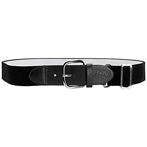 - 31q4bBQFndL - Adams USA Elastic Baseball and Softball Belt
