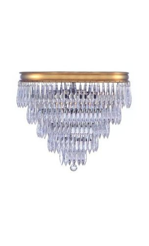 Collection Chrome Plug (Crystorama 125-CH Chloe Collection 3-Light Flush Mount, Polished Chrome Finish with Hand Cut Crystal Plugs by Crystorama)
