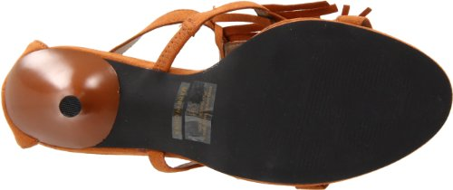 Ellie 417 Sioux Sandal Women's Brown Shoes SqwSzB7
