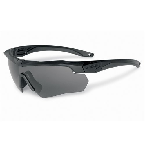 ESS740-0614 Ess Gray Safety Glasses, Scratch-Resistant, Wraparound by Ess
