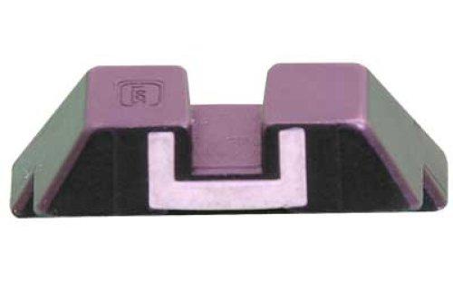 Glock Fixed Rear Sight 6.1mm Steel