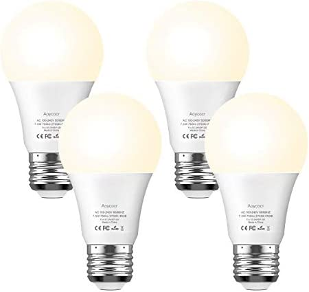 Smart Light Bulb Dimmable