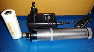 GSS Welch Allyn 3.5V Ni-Cad Rechargeable Battery Handle & Charger # 71054 R55 ()