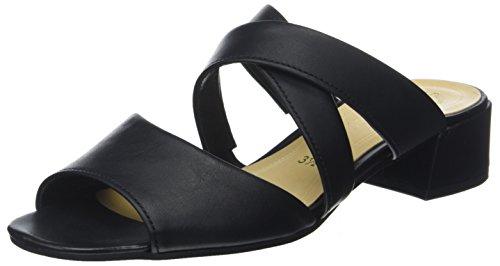Fashion Schwarz Nero Ciabatte Gabor Donna qwTYaa
