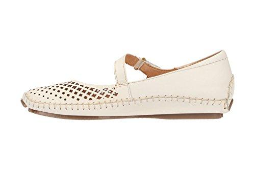 Women's Ballet 578 Blanco Jerez Flats v17 Pikolinos xqHw0tanOU