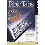 Jesus Bible Tabs