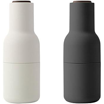 bottle grinder small carbon ash set kitchen. Black Bedroom Furniture Sets. Home Design Ideas