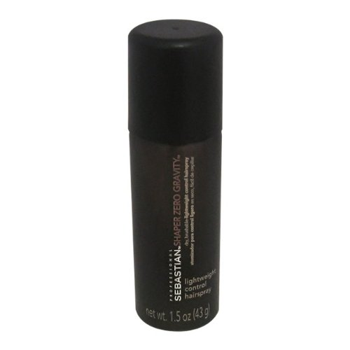 Sebastian Professional Shaper Zero Gravity Hairspray, 1.5 oz